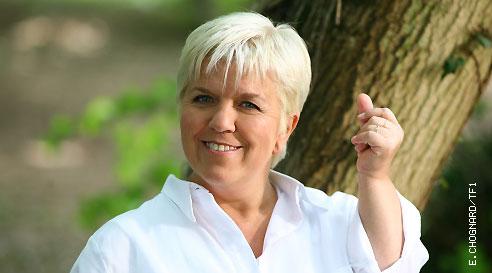 Mimie Mathy rejoint Ingrid Chauvin sur TF1 — Demain nous appartient