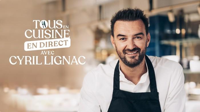 « Tous en cuisine avec Cyril Lignac » : liste de courses