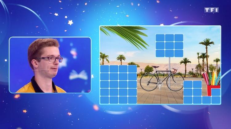 Un chanteur français se cache derrière l'étoile mystérieuse des « 12 coups de midi »  (explication indices)