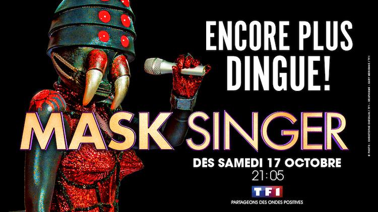 « Mask Singer »