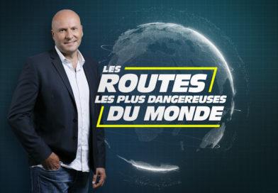"""« Les routes les plus dangereuses du monde » du 28 septembre 2021 : ce mardi soir """"La route la plus dangereuse d'Europe"""" en Roumanie sur W9"""