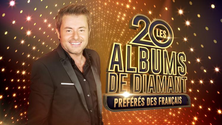 20 albums de diamant préférés des Français