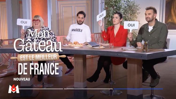 « Mon gâteau est le meilleur de France » du 7 au 11 juin 2021