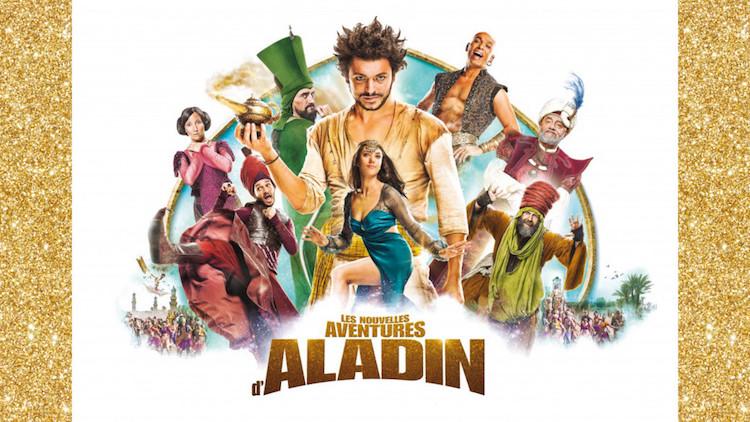« Les nouvelles aventures d'Aladin »