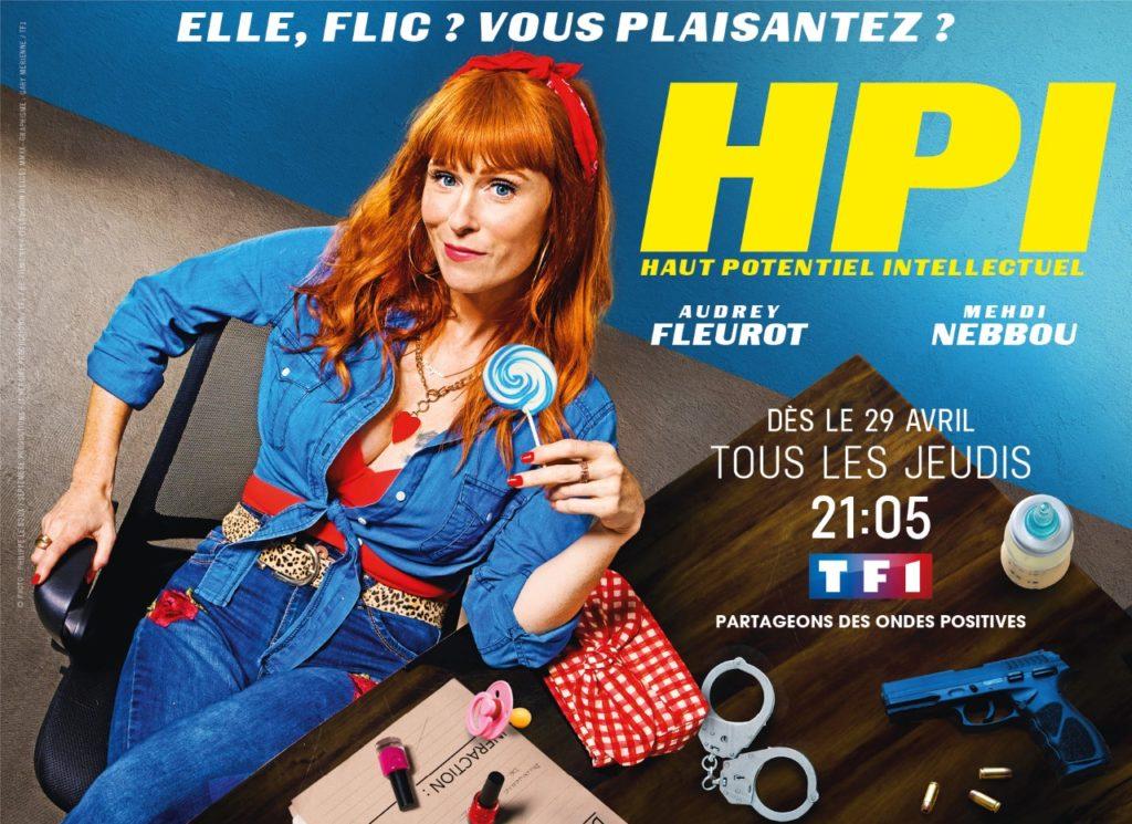 « HPI » : une saison 2 déjà programmée !