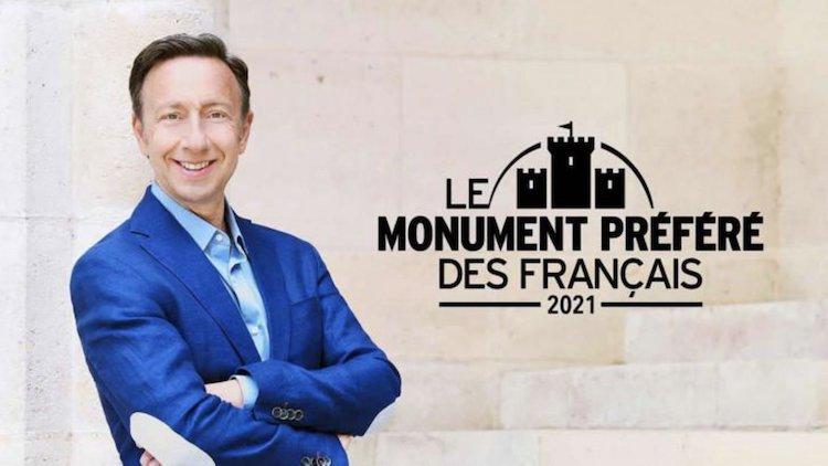 « Le monument préféré des Français 2021 »