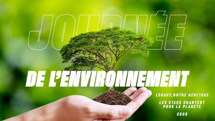 soirée spéciale environnement  le samedi 5 juin 2021 sur W9