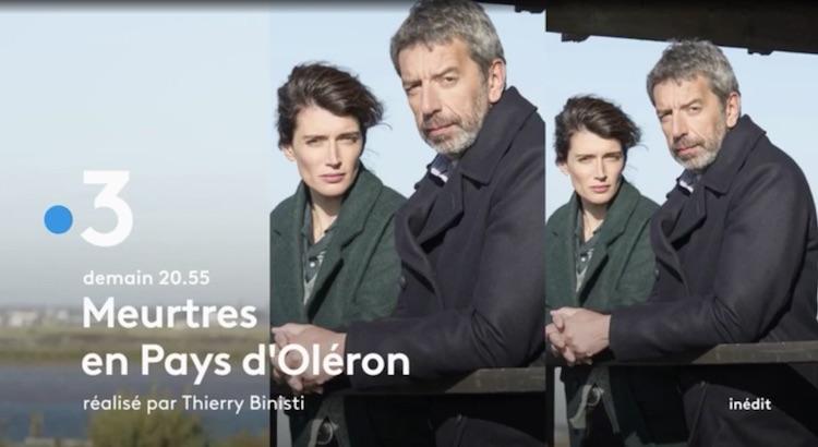 « Meurtres en pays d'Oléron »