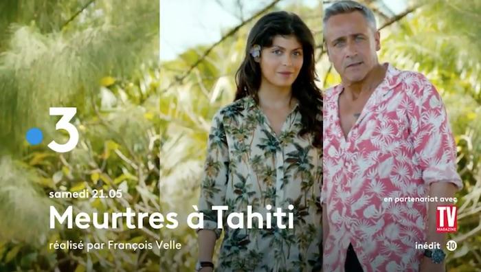 « Meurtres à Tahiti » e