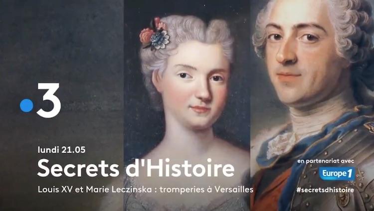 « Secrets d'histoire » du lundi 14 juin 2021