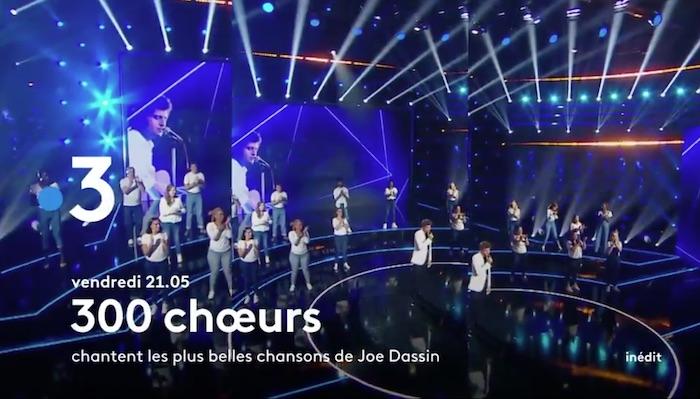 « 300 Chœurs » du 30 juillet 2021