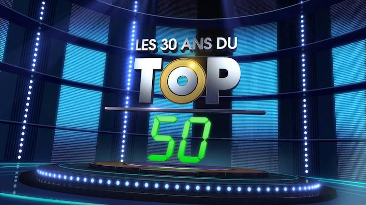« Les 30 ans du Top 50 » du 7 juillet 2021