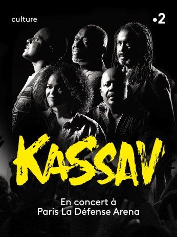 """Hommage à Jacob Desvarieux : ce soir sur France 2, rediffusion du concert """"Kassav' à la Défense Arena 2019"""""""
