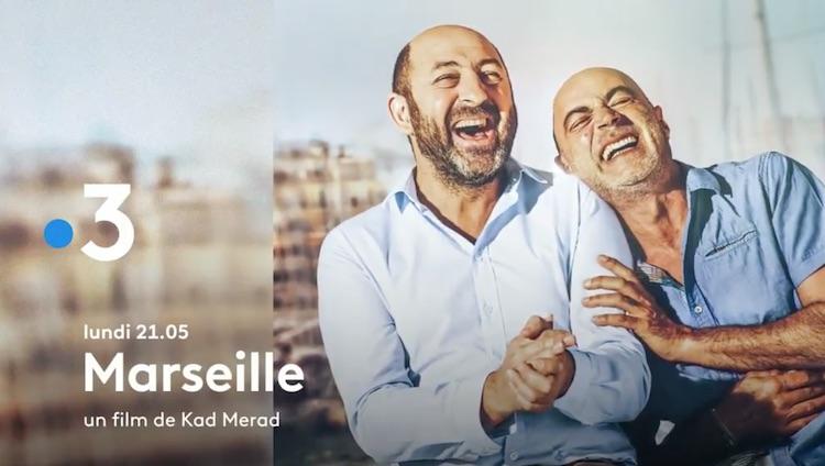 « Marseille » avec Kad Merad