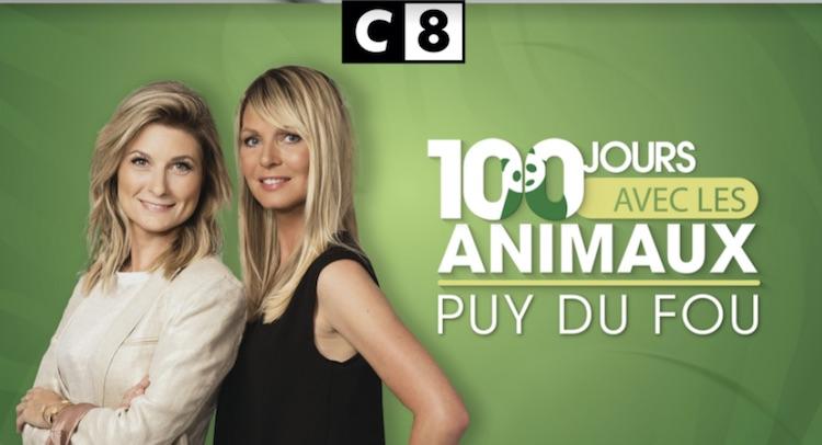 « 100 jours avec les animaux du Puy-du-Fou »