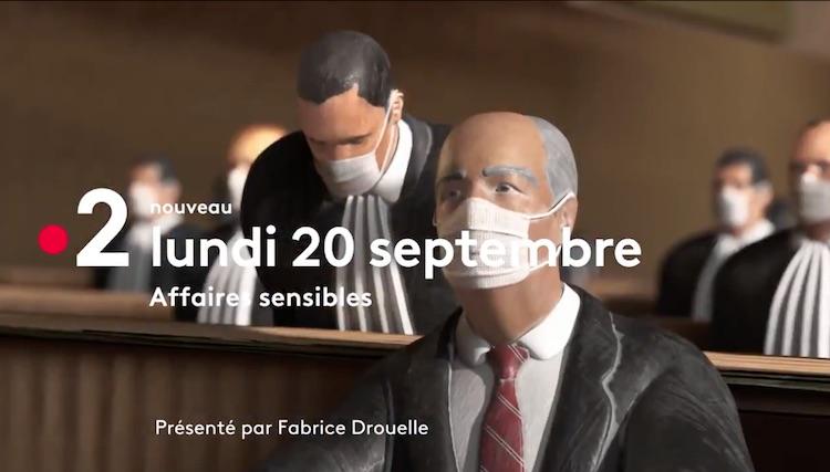 « Affaires sensibles » du 20 septembre 2021. Ce soir, dès 23h05 sur France 2, découvrez le premier numéro du magazine « Affaires sensibles »,