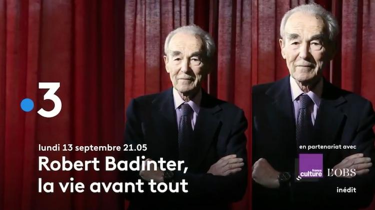 Robert Badinter  la vie avant tout