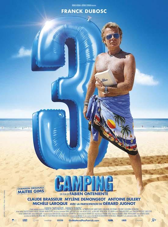 « Camping 3 » sur TMC ou « Tamara » sur W9