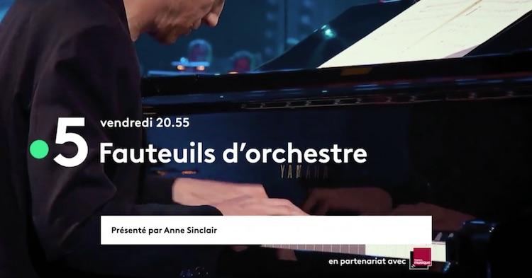 « Fauteuils d'orchestre » du 10 septembre