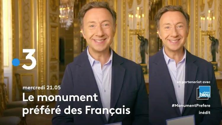 « Le monument préféré des Français 2021 » : gagnant
