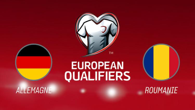 « Allemagne / Roumanie »